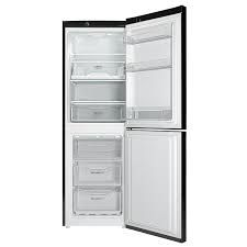 Indesit LD70N1K A+ Frost Free Fridge Freezer in Black