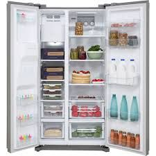 plumbed american style fridge freezer, strabane wholesale ltd,strabane, co tyrone
