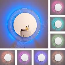 ORPHEUS COLOUR CHANGE LED MIRROR