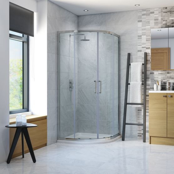 Quadrant Shower Enclosures, Strabane Wholesale Ltd, Strabane, Co. Tyrone