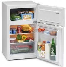 IceKing IK2022AP2 ICEKING WHITE UNDER COUNTER FRIDGE FREEZER
