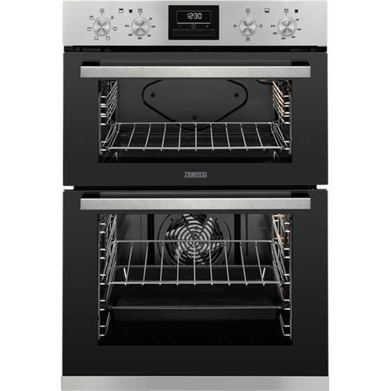 ZANUSSI DOUBLE OVEN ZOD355661XK, STRABANE WHOLESALE LTD, STRABANE, CO. TYRONE