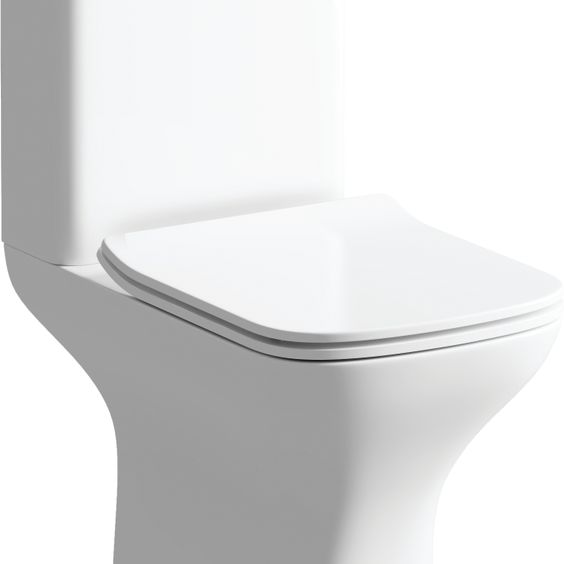 Cedarwood Close Coupled WC with Soft Close Seat, Bathroom Suite, Strabane Wholesale Ltd, Strabane, Co. Tyrone