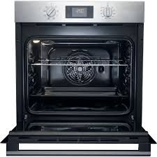 Hotpoint SA2540HIX Built-In Single Oven - Stainless Steel