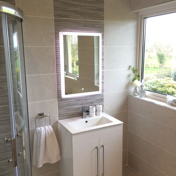 Bathroom renovations, strabane, co. tyrone