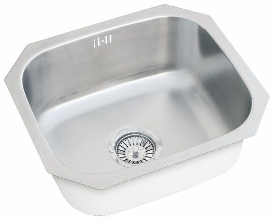 Stainless Steel Undermount Sink, Strabane Wholesale Ltd, Strabane, Co. Tyrone