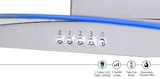LED Cooker Hood, Strabane Wholesale Ltd, Strabane, Co. Tyrone