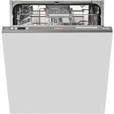 Hotpoint Aquarius Built-in Dishwasher - Graphite