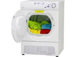 Candy Condenser Tumble Dryer - White