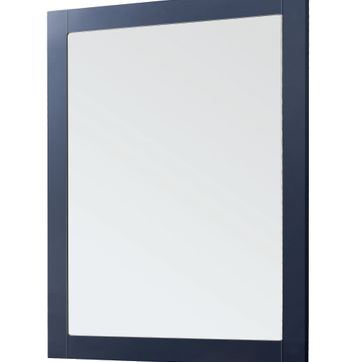 Duke Framed Mirror, Matt Sapphire Blue, STRABANE WHOLESALE LTD, Strabane, Co. Tyrone
