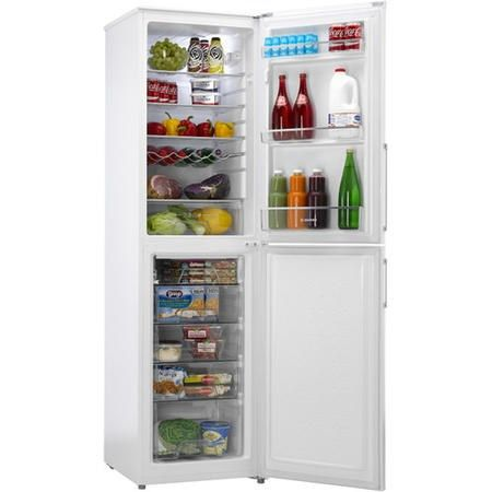 Hoover 55cm Frost Free Freestanding Fridge Freezer - Strabane Wholesale Ltd, Strabane, Co. Tyrone