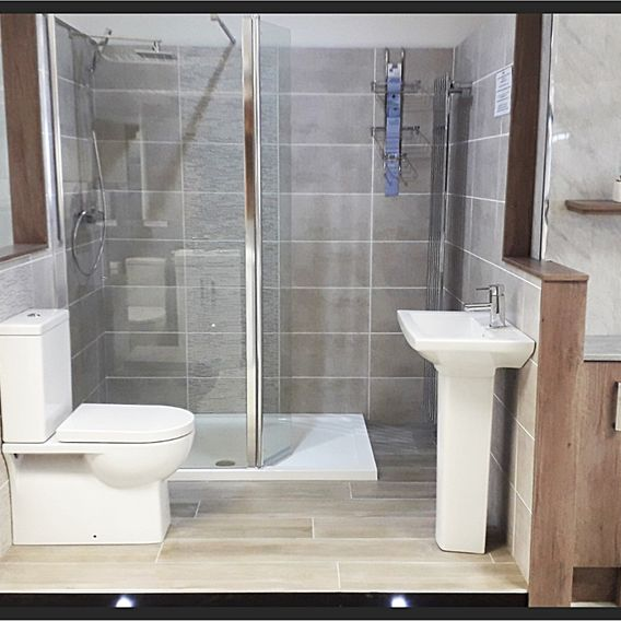 Fitted Bathroom Furniture, Strabane Wholesale Ltd, Strabane, Co. Tyrone