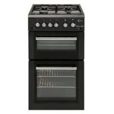 Zanussi ZCG562FM 50cm Gas Powered Cooker - Dark Brown