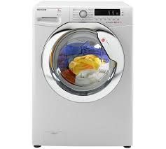Hoover A+++ 9kg 1400 Spin 12 Programmes Washing Machine in White