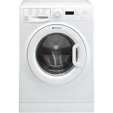 Hotpoint Washing Machine Aquarius 8kg Polar White