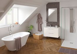The Serena Range, Bathroom Furniture, Strabane Wholesales Ltd, Strabane, Co. Tyrone