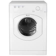Indesit Ecotime IDVL 75 BR Tumble Dryer - White