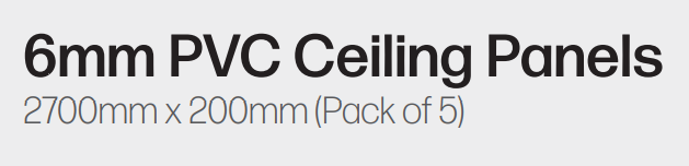 PVC Panels for Ceilings & Walls, STRABANE WHOLESALE LTD, Strabane, Co. Tyrone, 02871382374