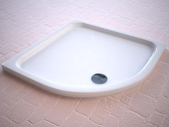 Quadrant Slimline Shower Trays, Strabane Wholesale Ltd, Strabane, Co. Tyrone
