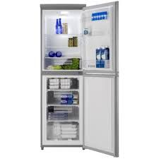 Hoover silver Fridge freezer, strabane wholesale ltd, strabane, co tyrone