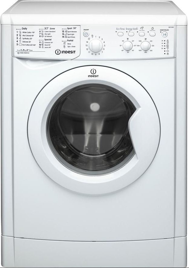 INDESIT IWC91482ECO Ecotime Washing Machine, STRABANE WHOLESALE LTD, STRABANE, CO. TYRONE