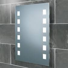 Polo 50 Backlight Mirror, 700 x 500mm with Pull cord.