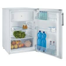 Hoover HFOE5485WE 55cm Under Counter Freestanding Fridge With Icebox In White