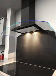 Curved Glass LED Cooker Hoods, STRABANE WHOLESALE LTD, STRABANE,CO. TYRONE
