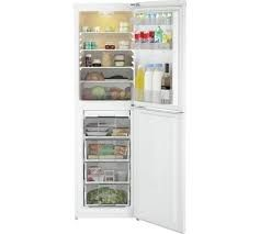 Beko CS5824W 50/50 Fridge Freezer - White